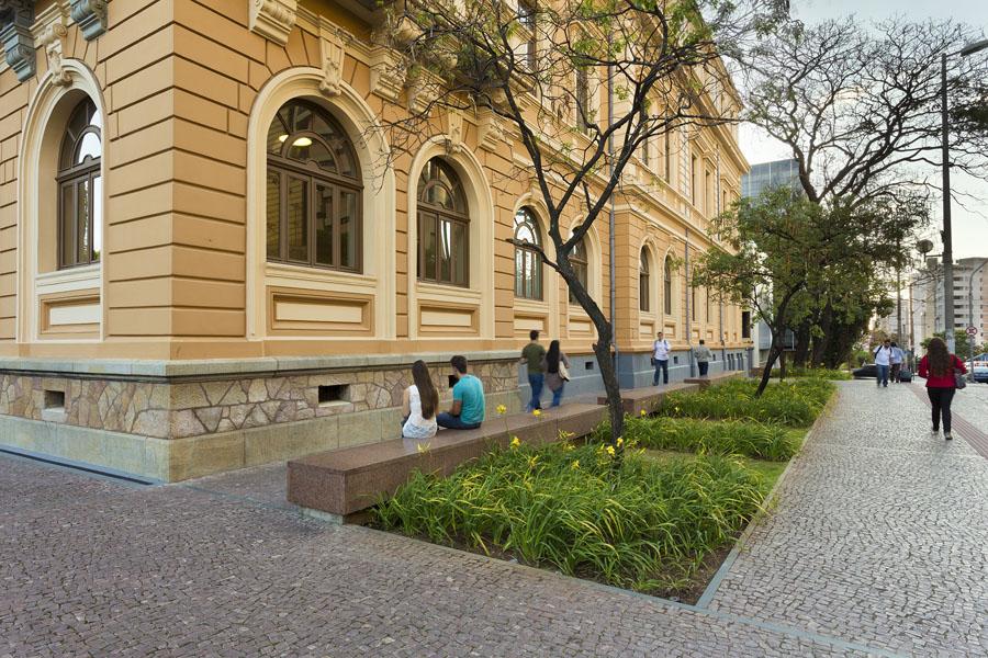 Redesenho Entorno Praça Liberdade