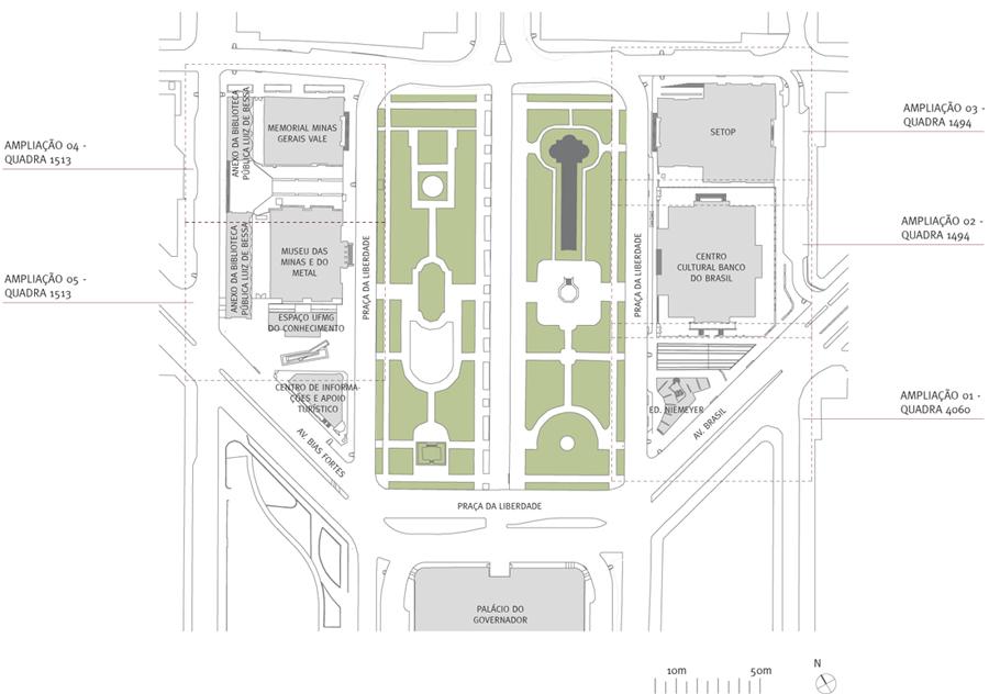 Urban Redesign of the Surrounding of Praça da Liberdade