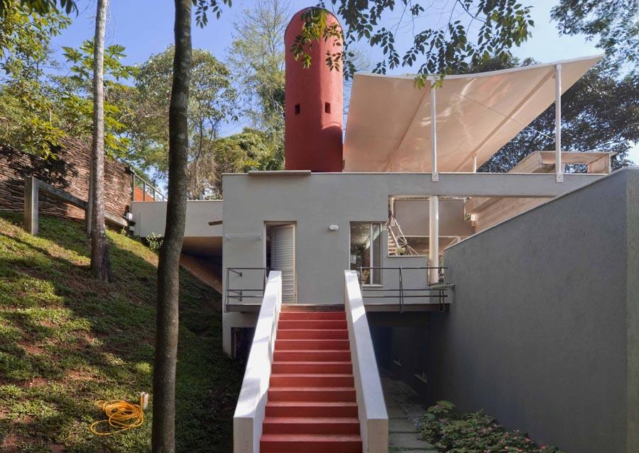 Casa Paula e Carlos Alberto