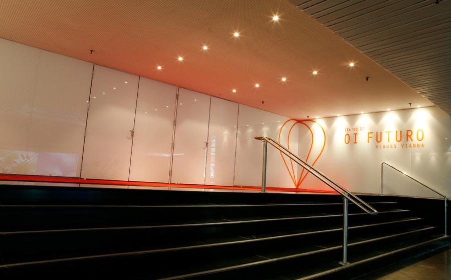 Renovação e Acesso do Teatro OI Futuro Klauss Viana